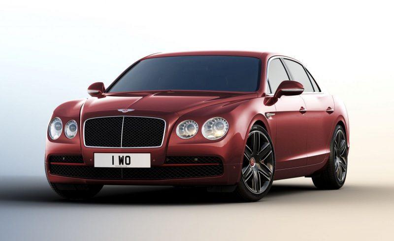 Bentley lançou a nova versão Flying Spur Beluga