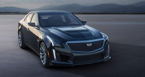 Cadillac CTS-V – Lançamento e Características