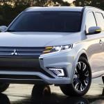 Mitsubishi Outlander PHEV foi lançado