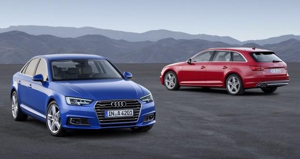 Audi A4 teve sua nova geração lançada