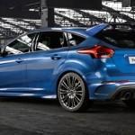 Novo Ford Focus RS será lançado com propulsor EcoBooster 2.3