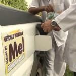 Mel foi transformado em combustível na Bahia