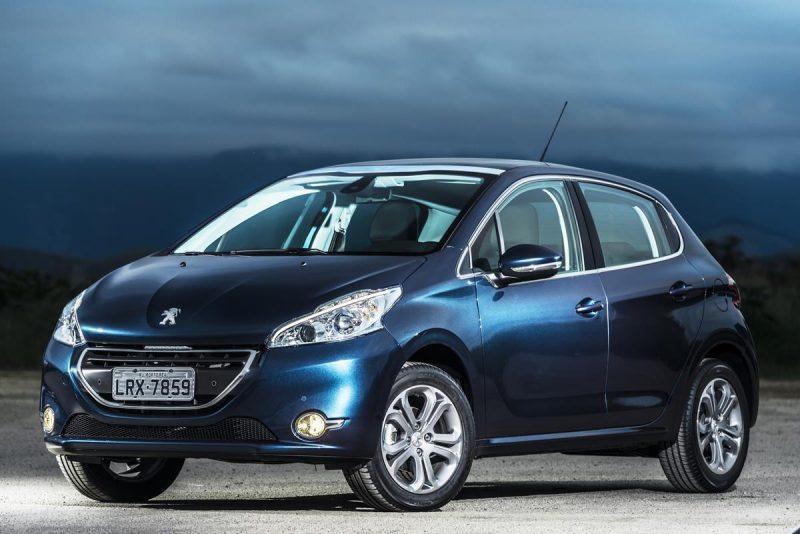 Peugeot 208 2016 está à venda no Brasil
