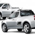 Chevrolet Montana 2016 foi lançada