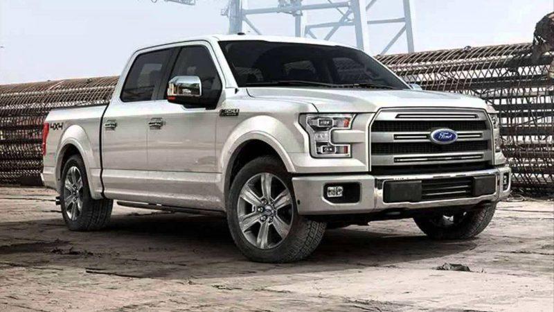 Ford F-150 Limited 2016 – Nova versão top de linha