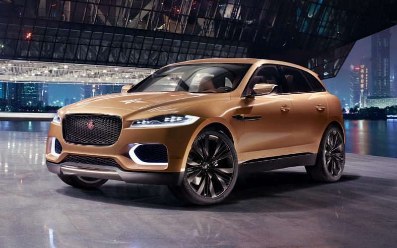 Jaguar pretende lançar o novo SUV F-Pace