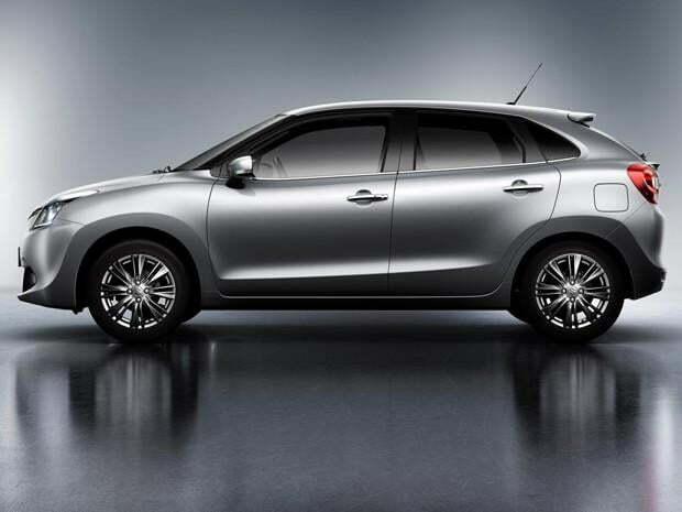 Novo Suzuki Baleno será lançado no Salão de Frankfurt