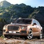 Bentley Bentayga – 1º SUV da marca foi apresentado