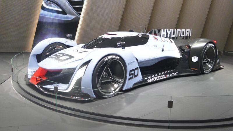 Hyundai lançou novo carro potente para o jogo Gran Turismo 6