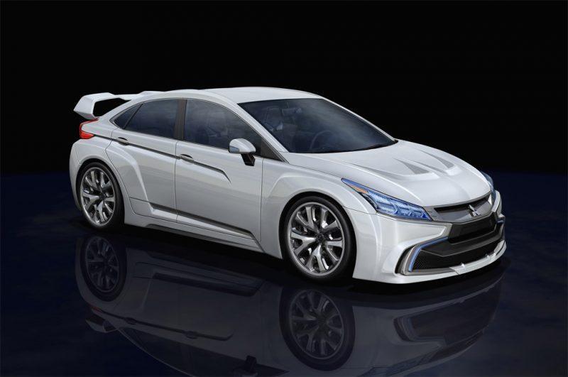 Mitsubishi Lancer 2016 será lançado nos EUA