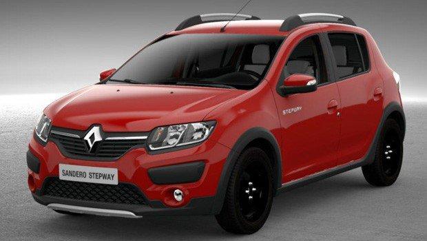 Renault Sandero Rip Curl voltou a ser comercializado