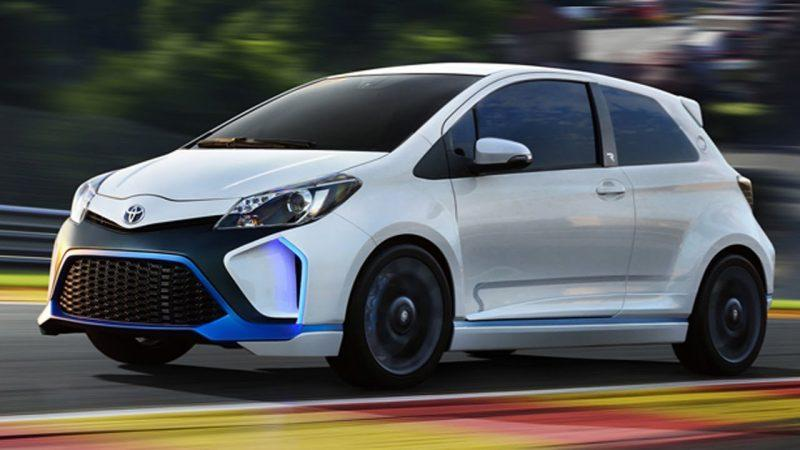 Toyota Yaris R será lançado no Brasil