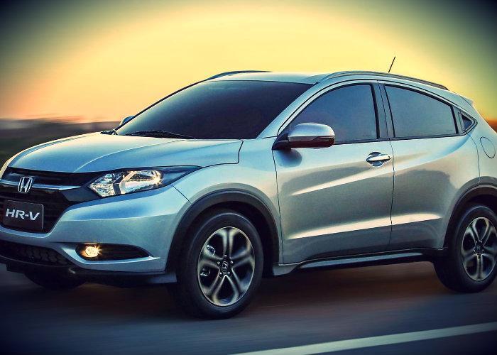 Honda HR-V é considerado o Carro Mais Seguro do Brasil