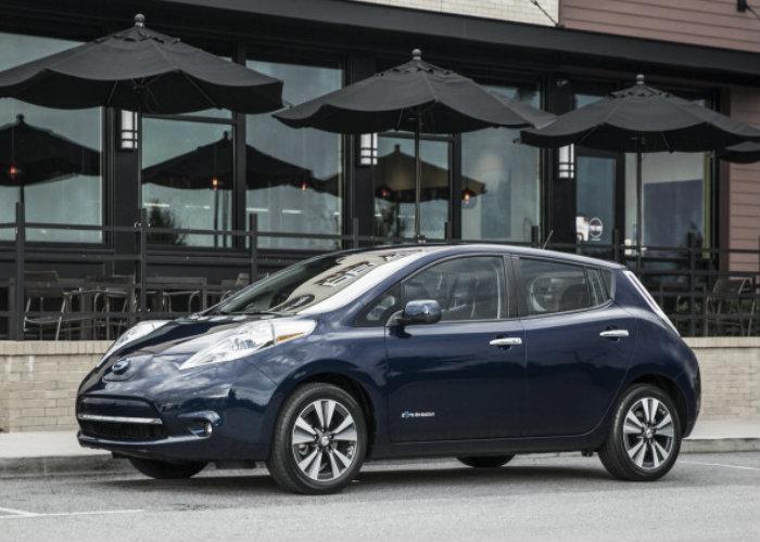 Fabricação do Nissan Leaf no Brasil