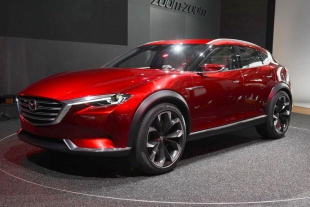 Novo Mazda CX9 será apresentado no Salão de Los Angeles