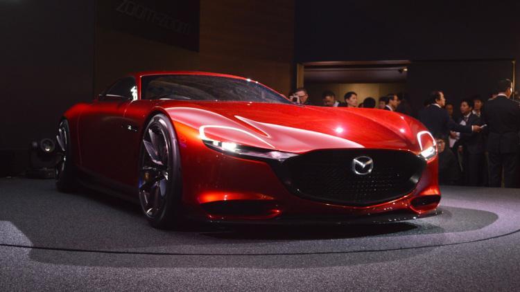 Mazda apresentou o protótipo RX-Vision