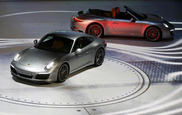 Stuttgart 911 Carrera 4 – Características e Lançamento
