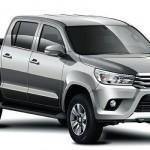 Toyota Hilux 2016 será lançada no Brasil
