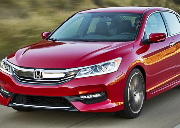 Novo Honda Accord 2016 – Detalhes e Novidades