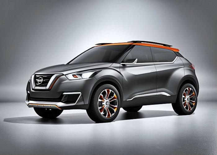 Lançamento do Nissan Kicks no Brasil