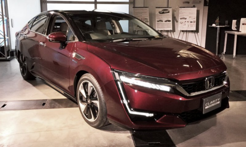 Honda Clarity Fuel Cell – Novo Carro Movido à Hidrogênio