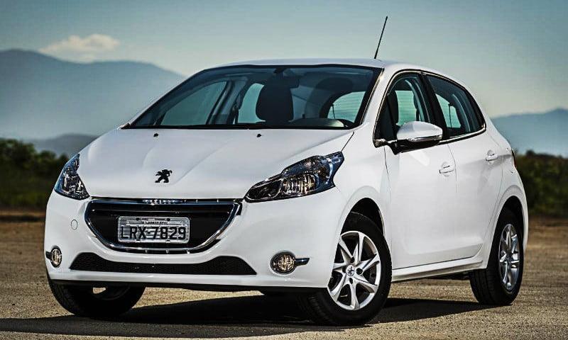 Novo Peugeot 208 2017 chegará ao Brasil com Novos Motores