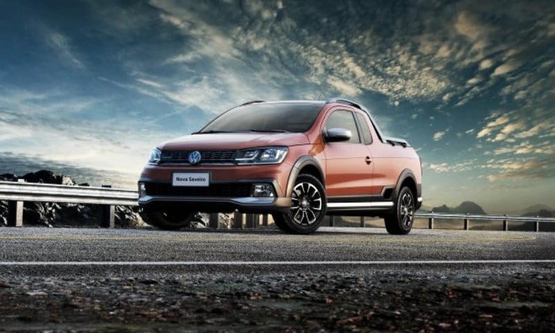 Volkswagen apresenta Nova Saveiro 2017