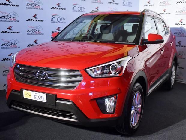 Hyundai ix25 – Novo SUV Compacto será lançado no Brasil