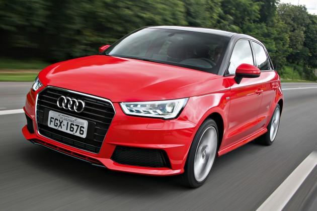 Audi A1 Sportback Ambition – Lançamento no Brasil