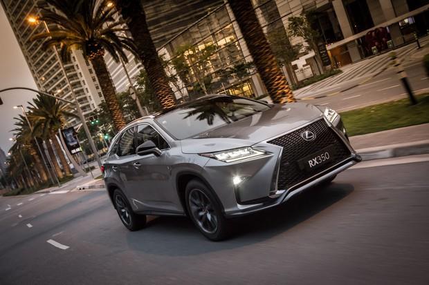 Novo Lexus RX350 2017 – Novidades , Preço e Lançamento no Brasil