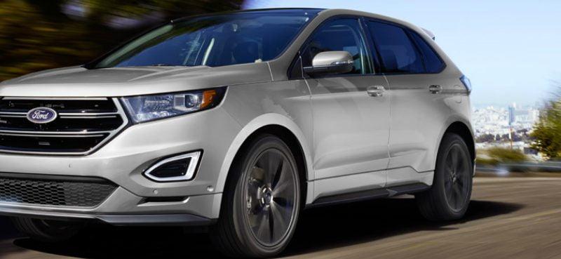 Ford Edge será vendido no Brasil na versão Titanium