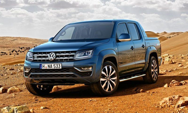 Volkswagen deve lançar Novo SUV baseado na Amarok