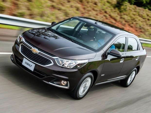 Novo Chevrolet Cobalt 2017 deverá chegar às Concessionárias em Breve