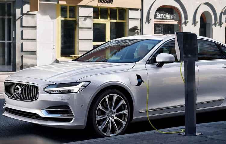 Volvo terá somente carros com motores elétricos a partir de 2019