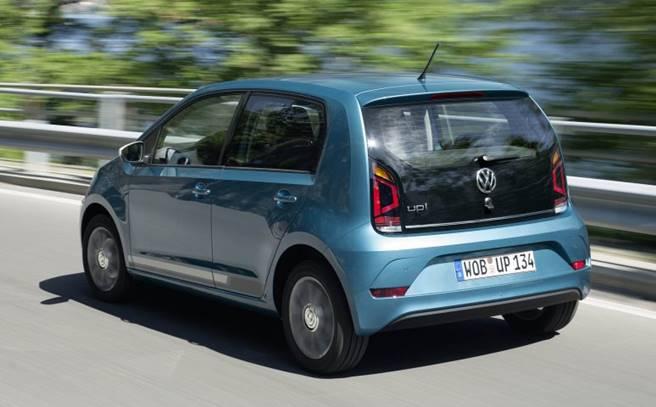 Volkswagen Up! 2018 – Especificações, Características